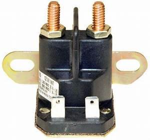 John Deere Mower Zero Turn Starter Solenoid Z225 Z425 Z445