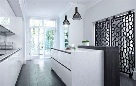 meuble pour separer cuisine salon 14 solutions amovibles pour séparer la cuisine du salon
