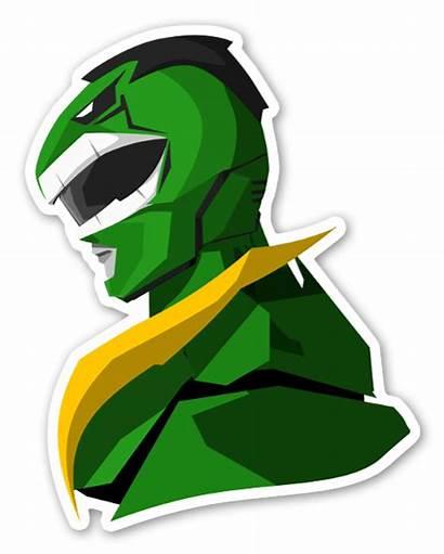 Hulk Ranger Power Stickerapp Sticker