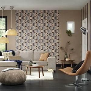Tapeten Für Wohnzimmer Ideen : wohnideen wohnzimmer tapeten ~ Sanjose-hotels-ca.com Haus und Dekorationen