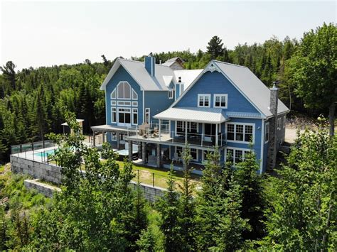 Dream Cottage In Charlevoix With A Private Vrbo