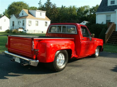 Chevrolet Stepside Pickup Truck Classic