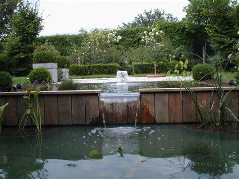 aquatic design concept et garden cascade bassin 224
