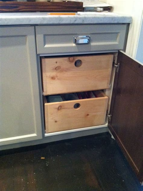 how to build cabinet drawers nice how to make cabinet drawers on diy tales under