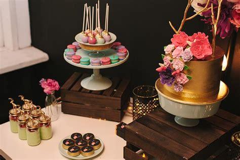 40th birthday decorations ideas kara s ideas a 40th birthday ideas planning