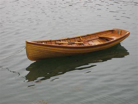 boat plans rowboat sail