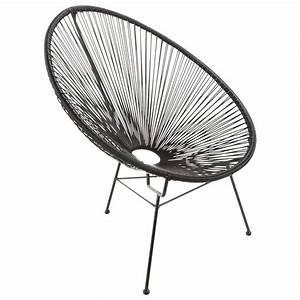 Chaise Acapulco Maison Du Monde : fauteuil acapulco tout savoir sur cette chaise mexicaine ~ Melissatoandfro.com Idées de Décoration