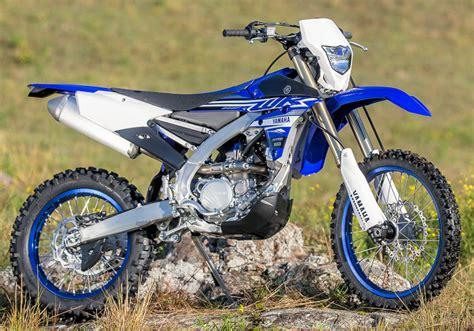 Yamaha Wr250 R 2019 by Yamaha Wr 250 F 2019 Fiche Moto Motoplanete