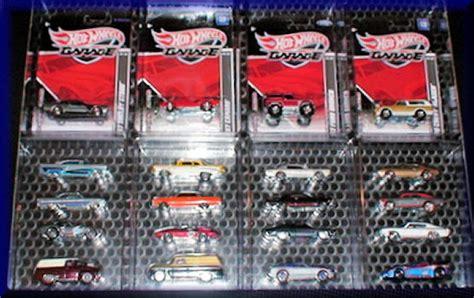 ford  gm garage  car set model vehicle sets hobbydb