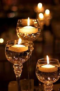 home interiors votive candle holders floating candles in wine glasses bokeh home