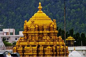 Tirumala Venkateswara Temple - in Andhra Pradesh ...