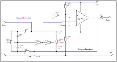 Top Tone Control Circuit