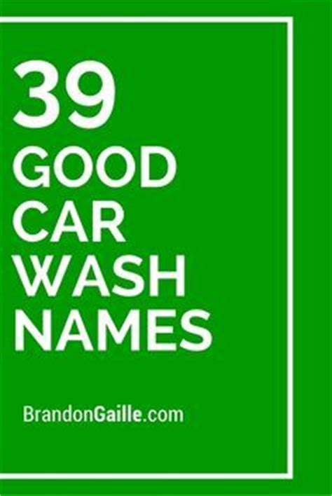 catchy car wash slogans  taglines catchy slogans