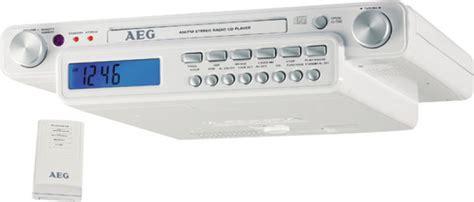 poste radio pour cuisine radio encastrable pour cuisine avec cd krc 4323 cd achat vente aeg 95000023