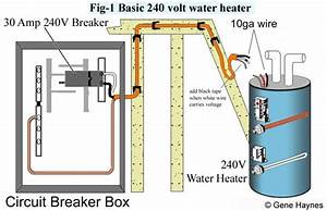 How Electric Water Heater Works