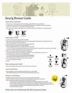 Keurig Guide