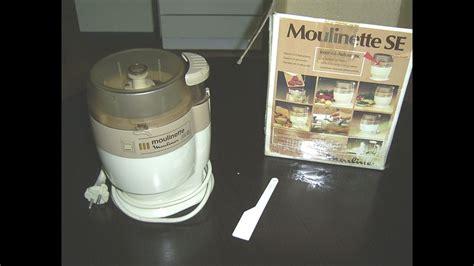 moulinette cuisine test funktionstest moulinex moulinette se zerkleinerer interval automatic food chopper