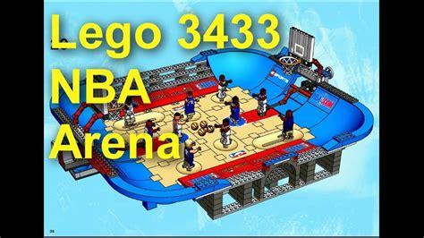 lego  sports nba basketball ultimate nba arena