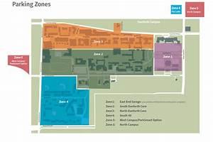 New Danforth Campus Parking Plan Detailed