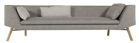 canapé droit combine 3 places l 240 cm gris