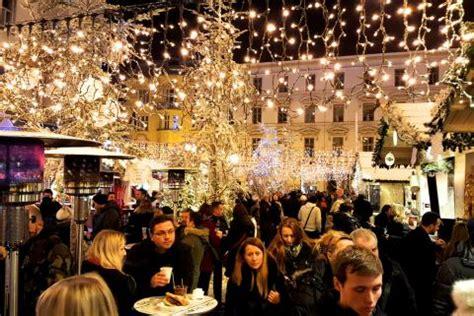 europe christmas markets budapest  zagreb intrepid