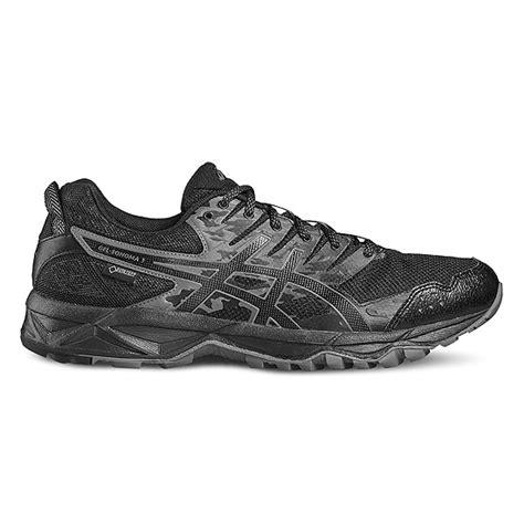 uk asics shoes salomon socks asics gel sonoma 3 tex mens running shoes direct
