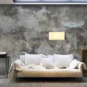 Tapete In Betonoptik : die besten 25 tapete betonoptik ideen auf pinterest tapeten beton tapete in betonoptik und ~ Orissabook.com Haus und Dekorationen