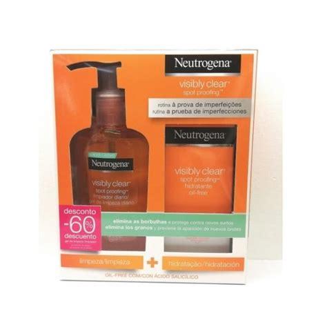 Neutrogena Visibly Clear Tratamiento del Acne con Fototerapia