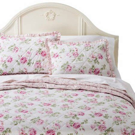26479 shabby chic bedding target simply shabby chic pretty pink garden bed floral
