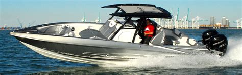 Center Console Performance Boats by Sunsation Boats 32 Ccx