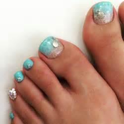 Adorable easy toe nail designs pretty simple