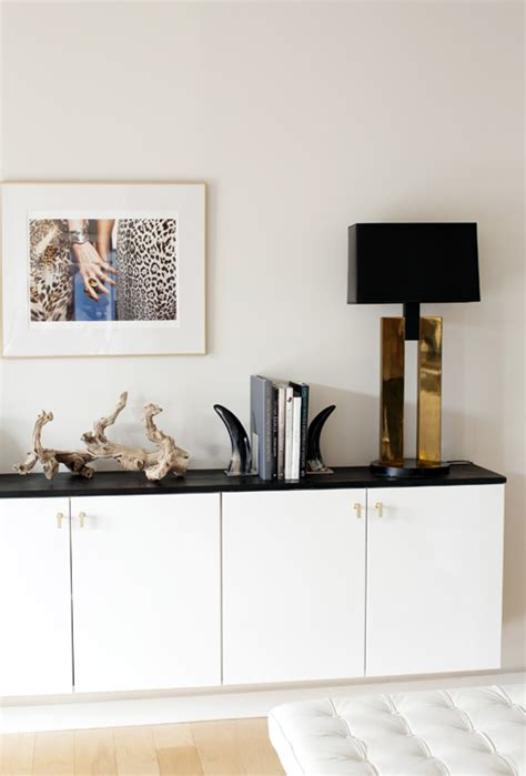ikea akurum contemporary living room made by
