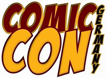 Comic Germany Ger Deutschland Logos Vorschau Transparent