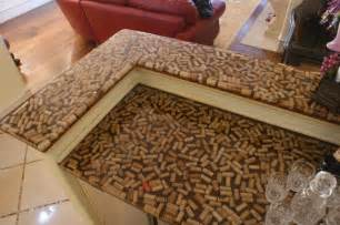 Pebble Epoxy Flooring Diy by Residential Wine Cork Bar Traditional Dallas By
