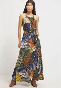 morgan robe longue multicoloured befashionlike With morgan robe longue