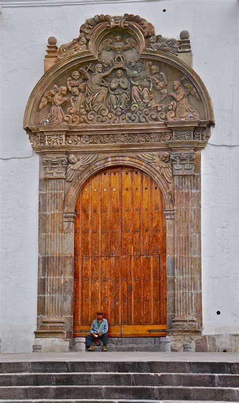 magnificent  door quito ecuador