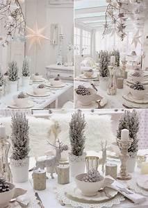 Faire Une Belle Table Pour Recevoir : scandimagdeco le blog inspirations tables de no l table of christmas tables de no l ~ Melissatoandfro.com Idées de Décoration