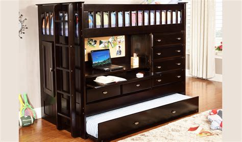 discovery world furniture twin  twin    loft bed