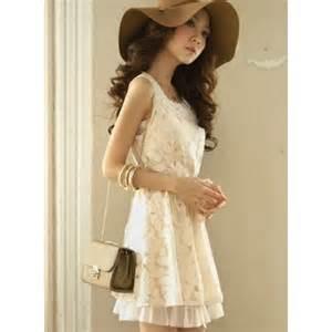 summer lace cute dress