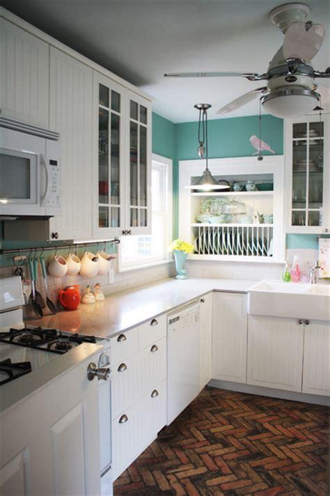 1950's Cottage Kitchen   Traditional   Kitchen   Austin