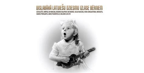 """Izdota CD dziesmu izlase """"Vislabākās latviešu dziesmas ..."""