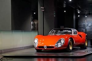 Alfa Romeo 33 Stradale Prototype