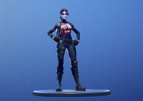 heres fortnites awesome cube corrupted dark bomber skin