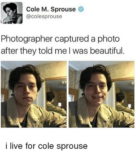 image result  cole sprouse memes fandoms funny