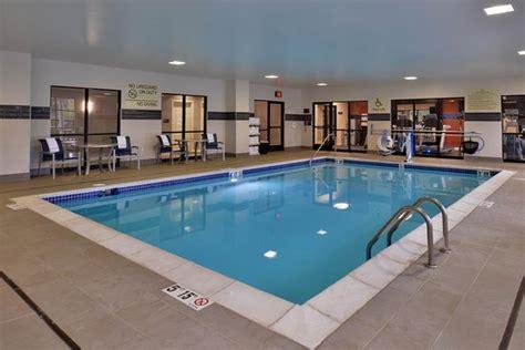Swimming Pool  Picture Of Hampton Inn & Suites Ann Arbor