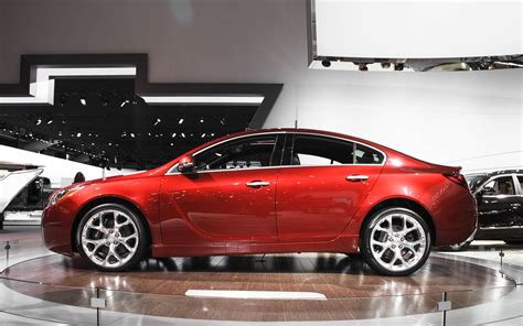 Buick New Models For 2014 by 2014 Buick Regal Look Automobile Magazine