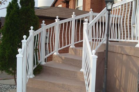 Tips Safety For Vinyl Stair Railing Kits