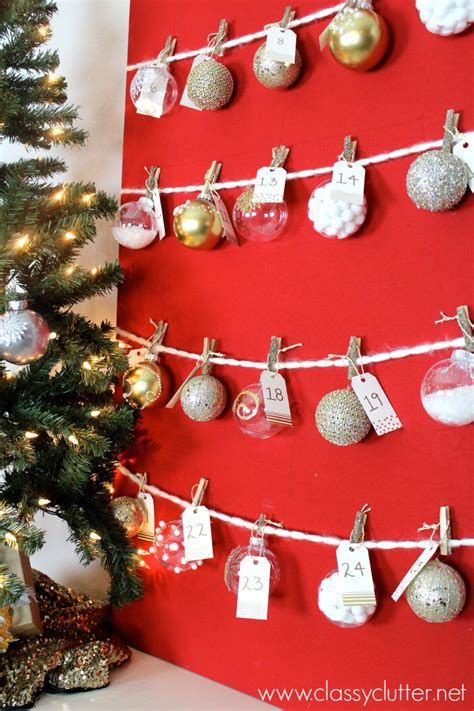 easy dollar store christmas ornament crafts