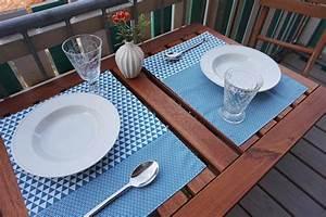 Tischsets Selber Nähen : die besten 25 platzset rund ideen auf pinterest seil ~ Lizthompson.info Haus und Dekorationen