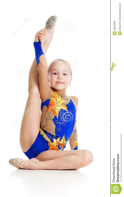 Female Gymnast Oops